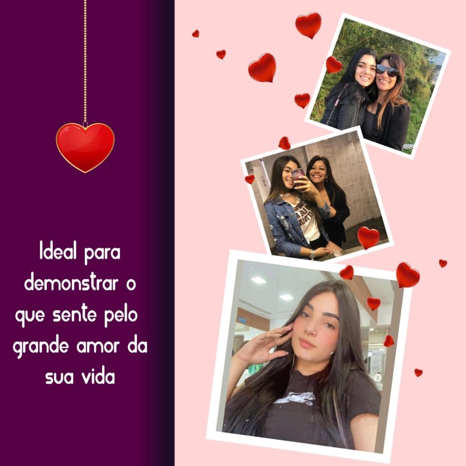 Amando Figurinhas O Amor Mora Aqui Banner 2