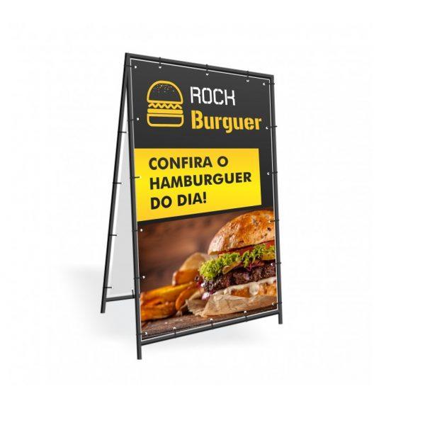 Artepix Agência de Marketing Digital Banner com Cavalete